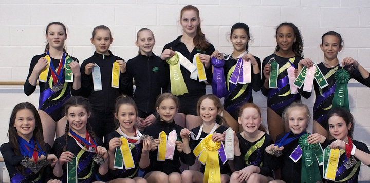 Campbell River GymnasticsPort Alberni 16-72