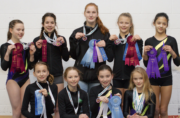 Campbell River GymnasticsWinterfest 16-72
